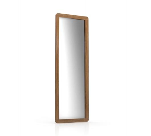 Καθρέφτης με στρογγυλές γωνίες 180x60