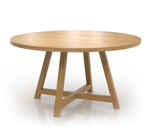 Τραπέζι κουζίνας-σαλονιού στρογγυλό