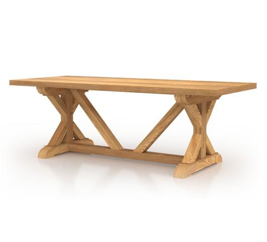 Μασίφ τραπέζι σαλονιού